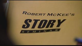 Robert MaKee's STORY SEMINAR(映画『アダプテーション』より)
