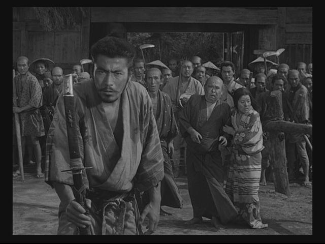 『七人の侍』Criterion版