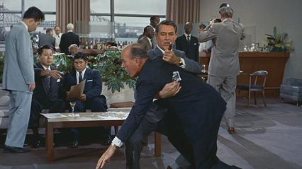 『北北西に進路を取れ』アルフレッド・ヒッチコック(1959)