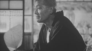 『東京物語』笠智衆