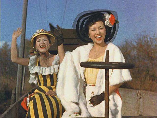 『カルメン故郷に帰る』木下惠介(1951)