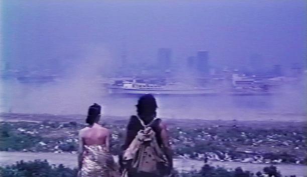 『光る女』相米慎二(撮影:長沼六男/1987)