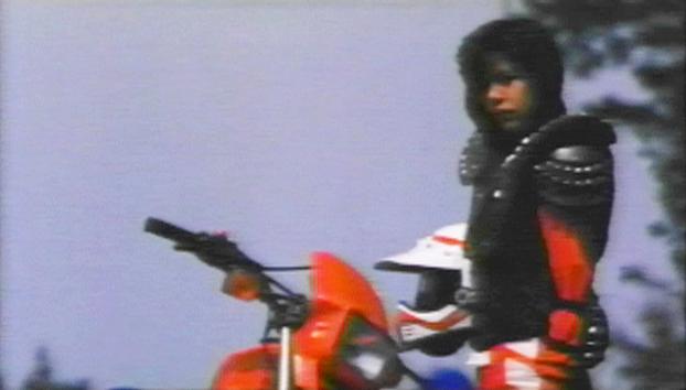 『V.マドンナ大戦争』中村幻児(撮影:長沼六男/1985)