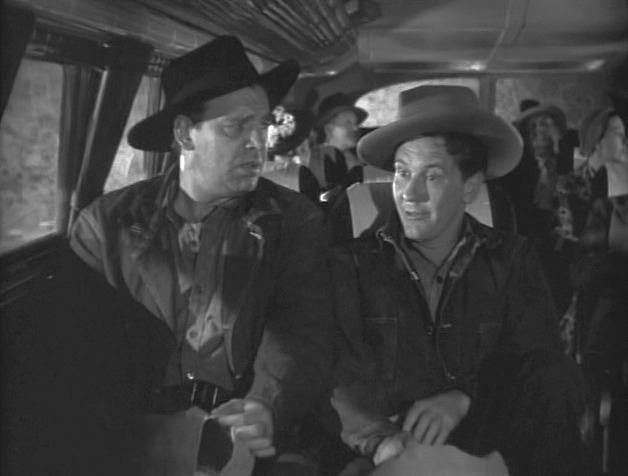 『廿日鼠と人間』ルイス・マイルストン(1939)