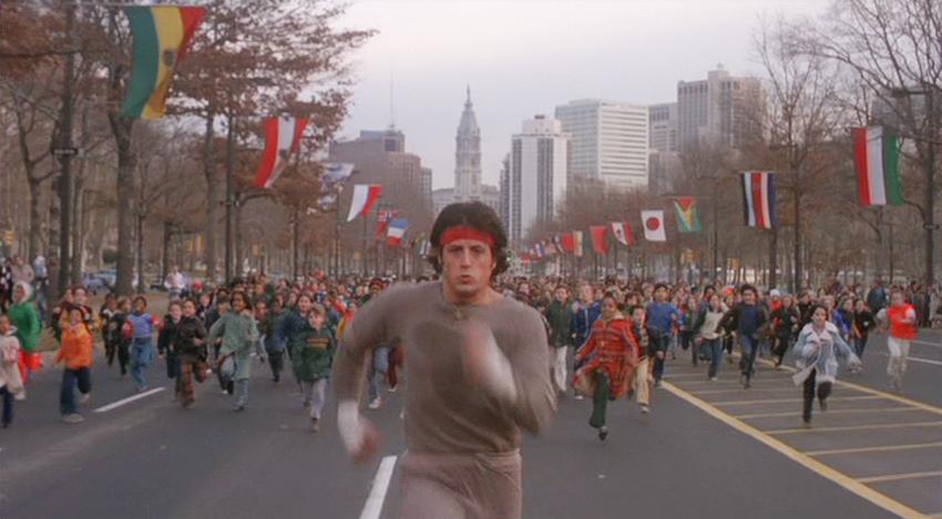『ロッキー2』シルヴェスター・スタローン(1979)