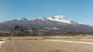 浅間山(2018年2月18日)