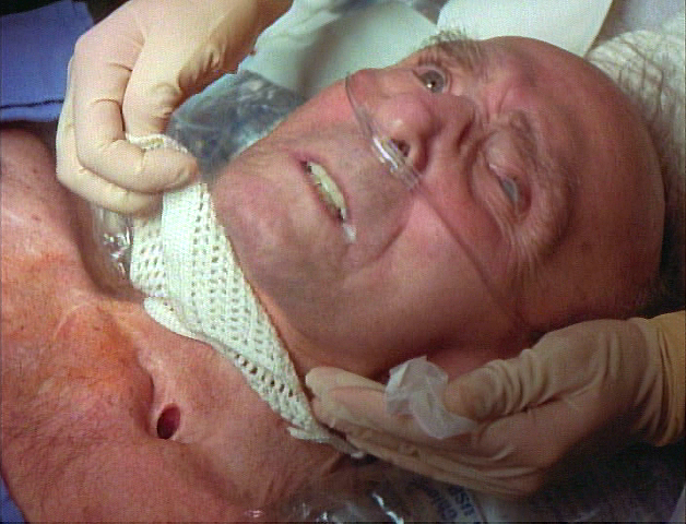 サンフォード・マイズナー『ER』Season1-18話「彼我の狭間で」