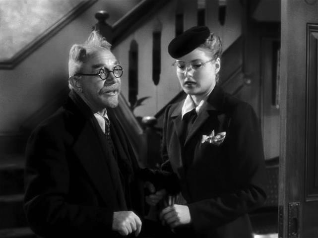 マイケル・チェーホフ 『白い恐怖』(1945)